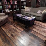 Mixed Weathered and Reclaim Oak Flooring