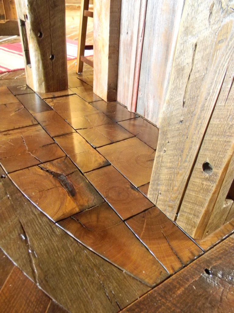 Reclaim Salvaged Balsam Wide Plank Flooring