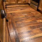 Reclaimed Original Face Oak Plank Flooring