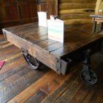 Reclaimed Red and White Oak Hardwood Flooring