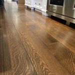 Quater Sawn White Oak Flooring with Soft Scrape Edges