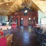 12 - 16 foot long Carriage House Pine Floor Boards