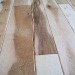 4 to 6 inch Wide Plank Character Maple Flooring
