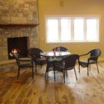 7'' wide Skip Sawn Carriage House Pine Wood Flooring