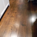 8 Inch Wide Quarter Sawn White Oak Floor