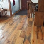 8.5 inch Carriage House Pine Wood Floors with Soft Scrape Edges