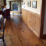 9'' Character Walnut Hardwood Floors