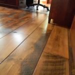 9'' Wide Plank Carriage House White Pine Flooring
