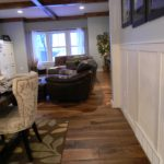 9 inch Calico Walnut Flooring
