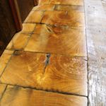 Antique End Grain Flooring From Reclaimed Timbers