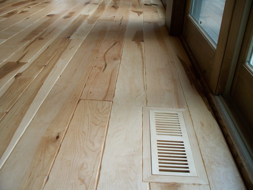 Vents Balsam Wide Plank Flooring