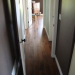 Black Walnut Wide Plank Floor