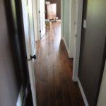 Black Walnut Wide Plank Floor