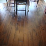 Black Walnut Wide Plank Flooring