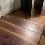 Calico Walnut Flooring Planks
