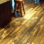 Carriage House White Pine Wood Flooring