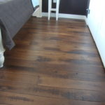 Character Band Sawn Skip Walnut Flooring