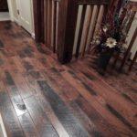 Character Circle Skip Sawn Hickory Hardwood Flooring
