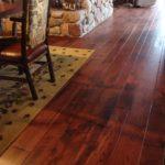 Character Hickory Hardwood Floor