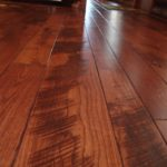 Character Hickory Wood Floor