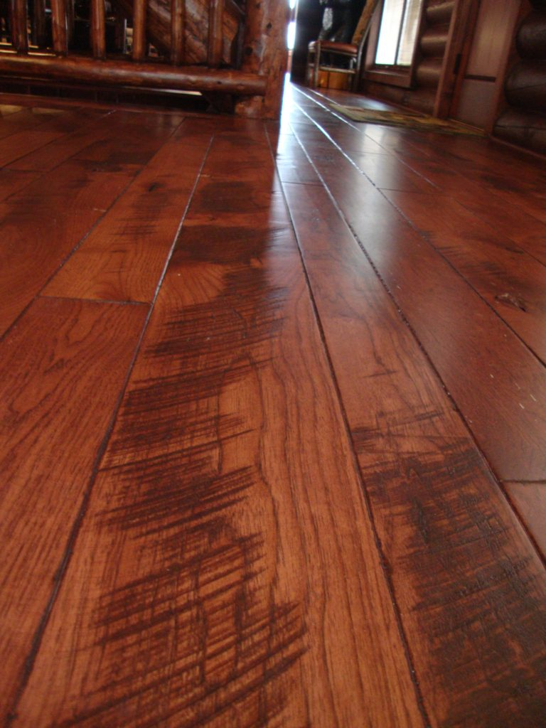 Hickory Flooring Balsam Wide Plank