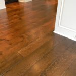 Wide Plank Character Quarter Sawn White Oak Flooring