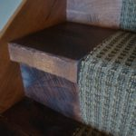 Character Skip Sawn Hickory False Treads