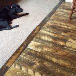 Character Skip Sawn Pine Flooring