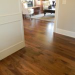 Character Walnut Plank Flooring