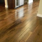 Character Walnut Planks with French Bleed Edges