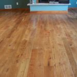 Cherry Custom Wood Floors with Soft Scrape Edges