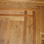 Cherry Flooring Boarder