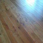 Cherry Flooring with Soft Scrape Edges
