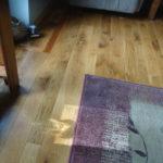 Custom Multiple Width Character White Oak Flooring