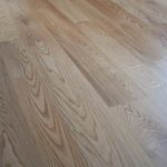 Custom Wide Plank Red Oak Flooring with Square Edge