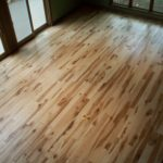 Dramatic Figure Grain and Color is Found in Every Wild Maple Wood Floor