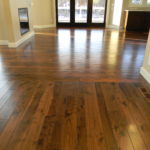 French Bleed Character Walnut Planks