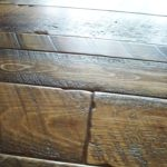 High Character Carriage House Pine Wood Floor