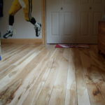 Mixed Width Character Wild Maple Wood Flooring