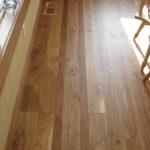 Mixed Width Cherry Flooring
