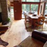 Modern Rustic Character Wild Maple Wood Flooring