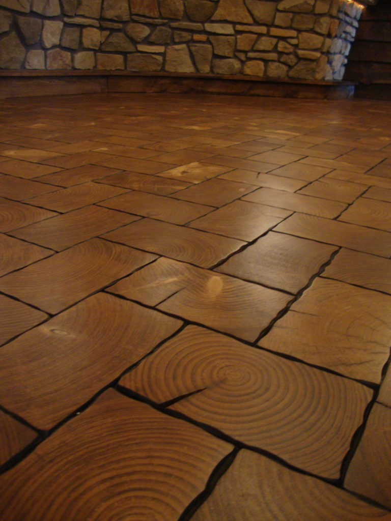 End Grain Wood Floors Balsam Wide Plank Flooring