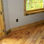 Custom Pine Wood Flooring