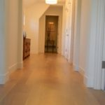 Premium Long Length White Oak Wood Flooring with Rubio Finish