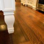 Custom Quarter Sawn White Oak 8 Inch Wide Flooring Planks