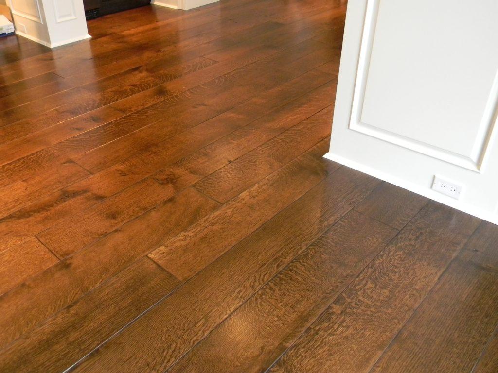 White Oak Floor Flooring 100 Natural