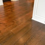 Quarter Sawn White Oak Hardwood Floor