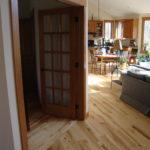 Random Width Wild Maple Wood Flooring