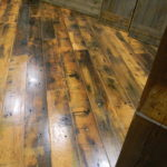 Reclaimed Original Face Fir Flooring