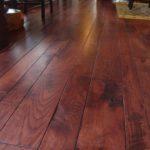 Rustic Skip Sawn Hickory Flooring